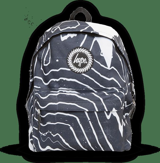 Hype Backpack Zebra
