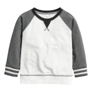 Color-block Sweatshirt